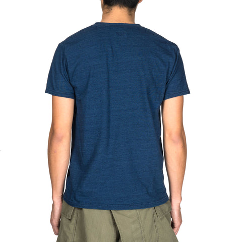 kapital IDG Jersey Crew Pocket T (HURRY DIP IT IN AI)