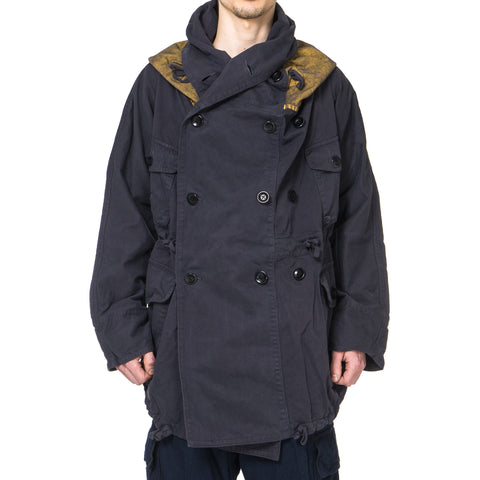 KAPTIAL KATSURAGI Cotton Ring Coat (Coastal Edition)