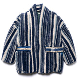 Primal Stripe Boa Fleece Kesa Jacket Stripe