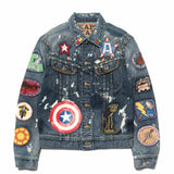 x MARVEL Collection Denim Westerner (HEROES)