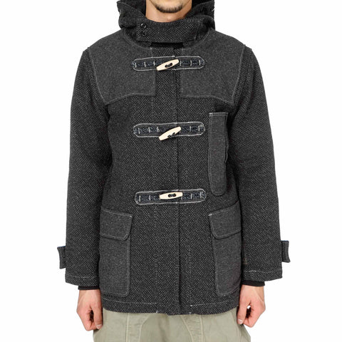 Kapital Kendo Canvas Duffle Short Coat