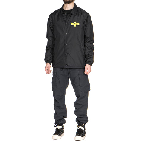 NEIGHBORHOOD LUKER by Neighborhood MF . Coach / N-JKT Black