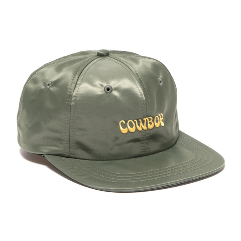 MAPLE Cowboy Hat Olive/Yellow, Headwear