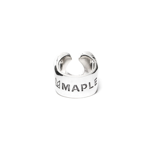 MAPLE Horse Shoe Ring Silver, Accessories
