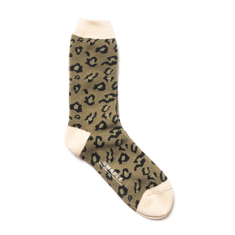 MAPLE Safari Sock Olive, Socks