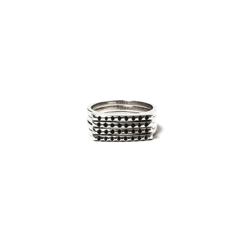 MAPLE Stackable Ring Silver, Accessories