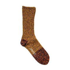 Maple Maple 2-Tone Melange Sock Red