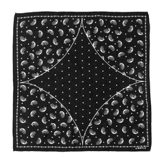 Maple Bandana (Quasar) Black
