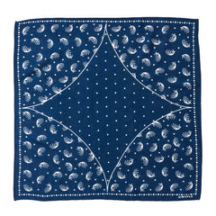 Maple Bandana (Quasar) Navy