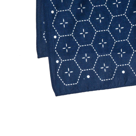 Maple Bandana Navy