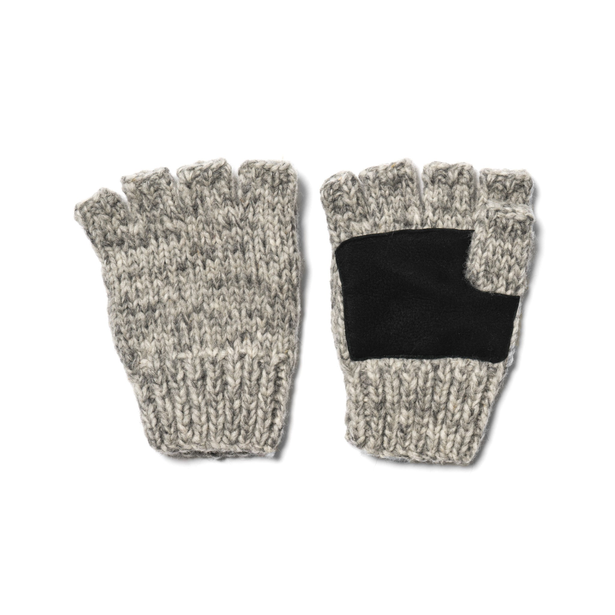 Fingerless gloves canada - Days Old 230 Maple Canada Knit Fingerless Gloves
