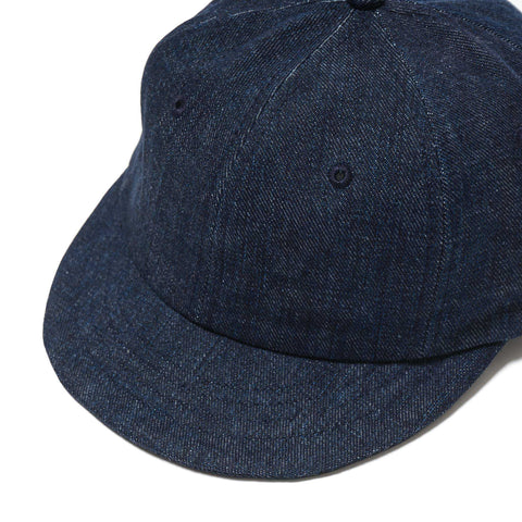 Maple Mesa Cap Washed Denim