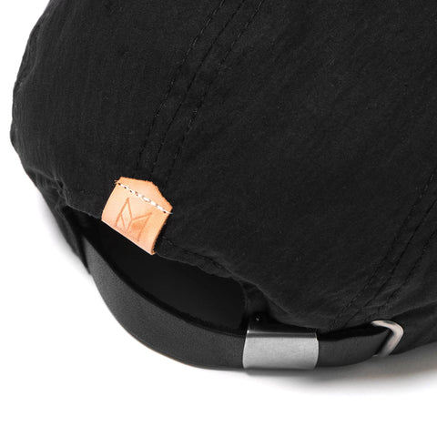 Maple Trail Cap (Ventile) Black