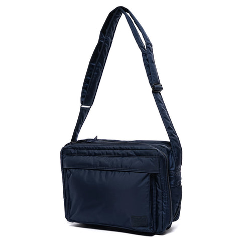 Master Navy Tablet Shoulder Bag