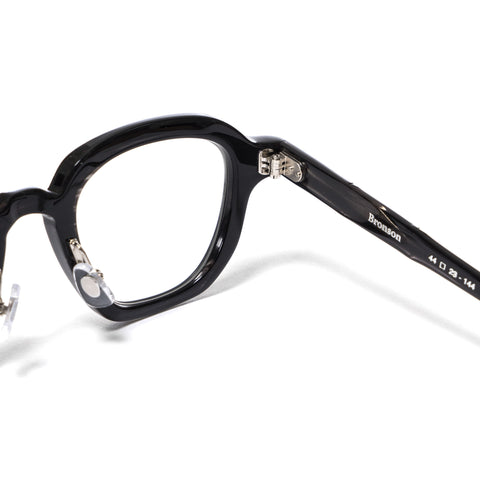 "MAX PITTION ""Bronson"" Optical Black Saga"