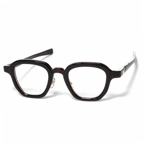 "MAX PITTION ""Bronson"" Optical Dark Brown Saga"
