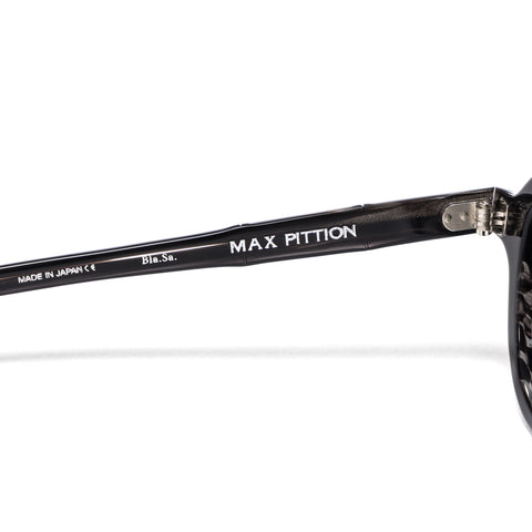 "MAX PITTION ""Bronson"" Sunglasses Black Saga/G-15"