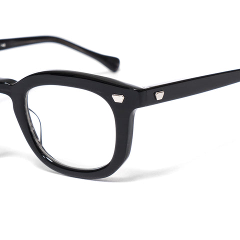 "MAX PITTION ""Livingston"" Optical Black Saga"