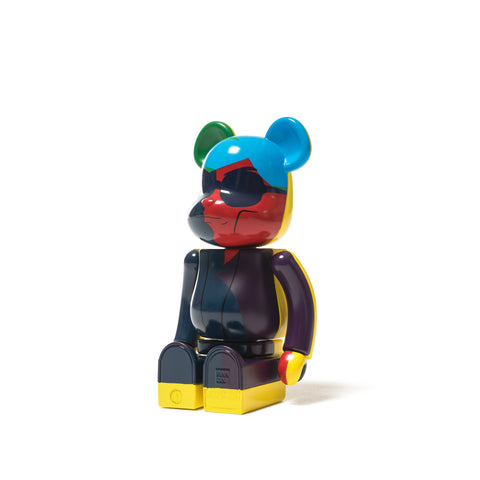 medicom Super Alloyed BE@RBRICK Andy Warhol Silkscreen