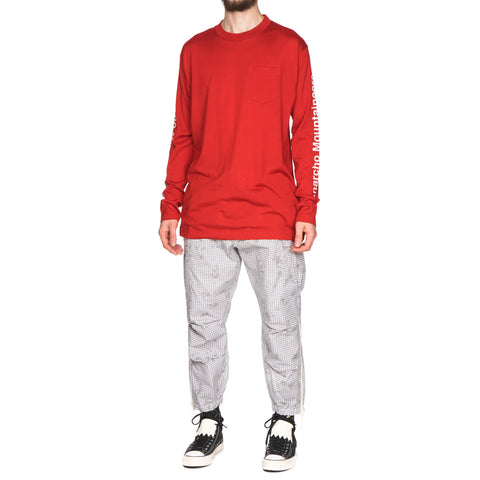 Mountain Research A.M L/S Red
