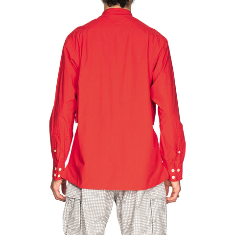mountain research Game Shirt Red