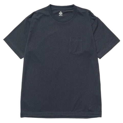 mountain research Pocket Tee Cool Gray