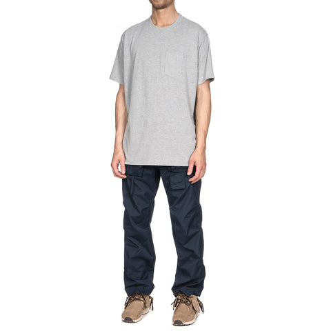 mountain research Pocket Tee Gray