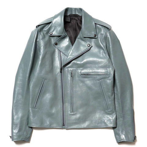 N.HOOLYWOOD Leather Riders Jacket