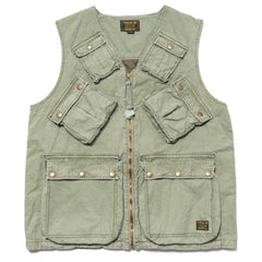 NEIGHBORHOOD R-1 / C-Vest Olive Drab