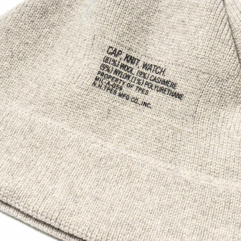 962-AC01 Watch Cap Gray