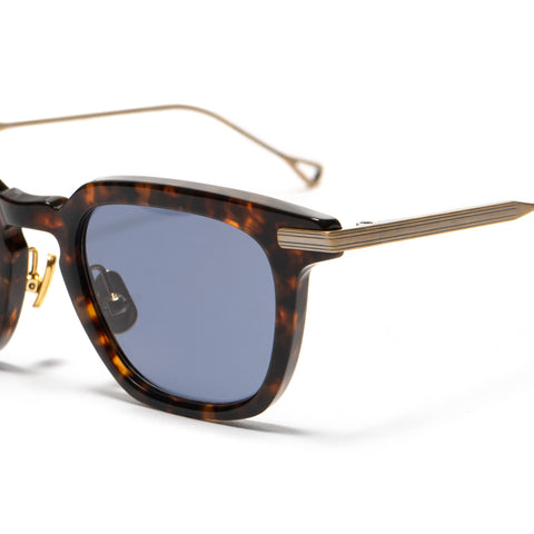 Native Sons Asimov Sunglasses Spazzle/Antique Gold/Blue