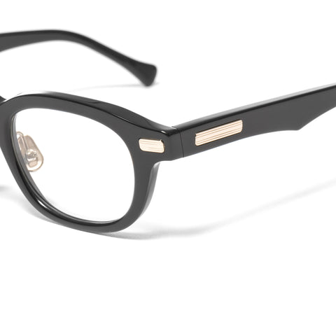 "Native Sons ""Clyde"" Optical Black / White Gold"