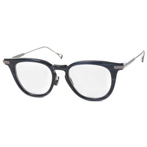 Native Sons Hughes Optical, Indigo/ Black Palladium/ Clear