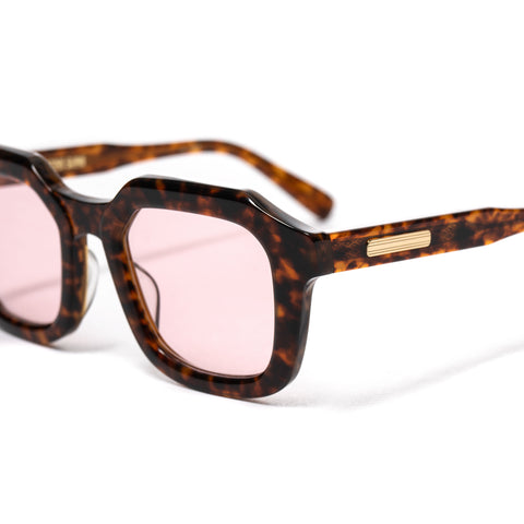 Native Sons Matheson Sunglasses Spazzle Light/Solid Pink, Eyewear