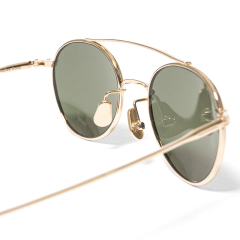 "Native Sons ""Mr. Mojo"" Sunglasses Gold 16K"