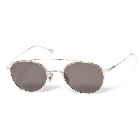 "Native Sons ""Mr. Mojo"" Sunglasses White Gold"
