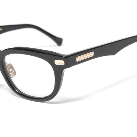 "Native Sons ""Nelson"" Optical Black / White Gold"