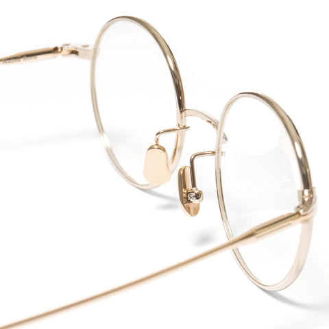 "Native Sons ""Seeger"" Optical White Gold"