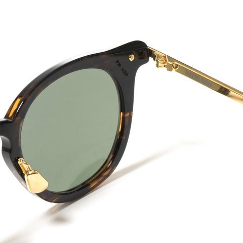 Native Sons Siegel Sunglasses, GASOLINE/ 18K GOLD/ G-15