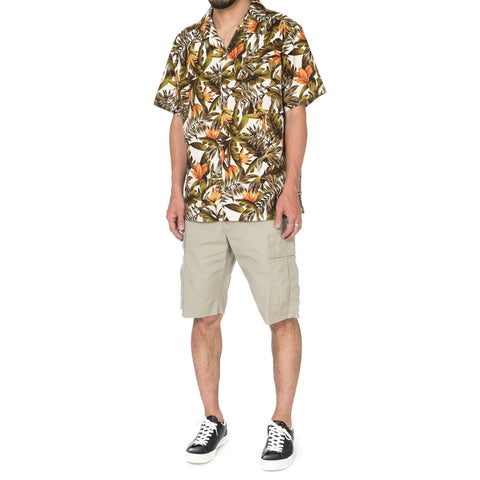 Neighborhood Aloha / CL-Shirt . SS Natural