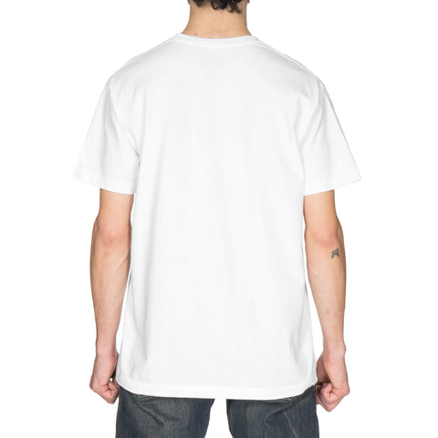 NEIGHBORHOOD Authentic / C-Tee . SS White