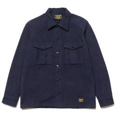 neighborhood CPO / C-Shirt . LS Navy