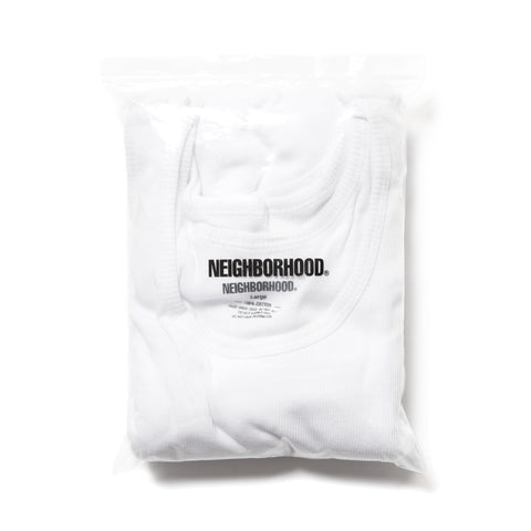 NEIGHBORHOOD Classic 3Pac / C-Tank White