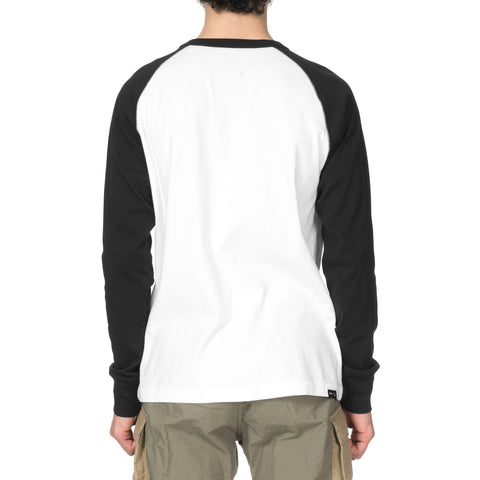 NEIGHBORHOOD Cordura / CN-Crew . LS Black
