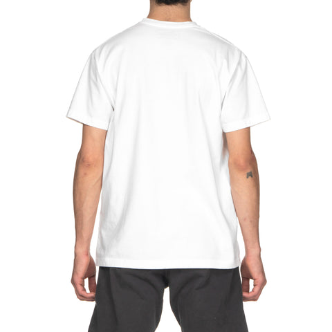 NEIGHBORHOOD EM / C-Tee . SS White