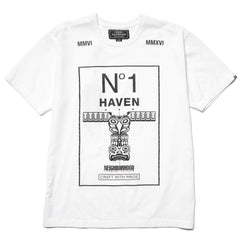 NEIGHBORHOOD x HAVEN / C-Tee . SS White
