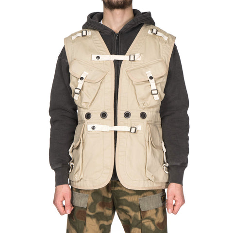 neighborhood MD / C-VEST Beige