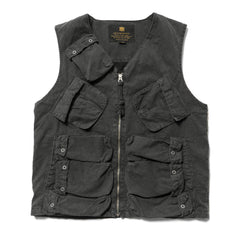 NEIGHBORHOOD R-1 / C-Vest Black