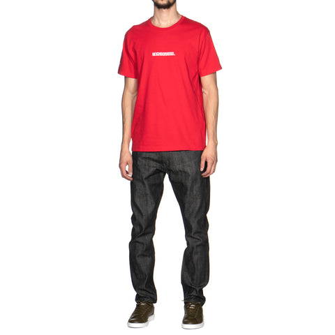 neighborhood SQD / C-Tee . SS red