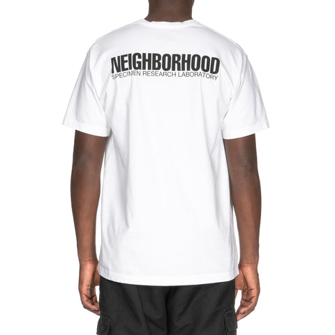 NEIGHBORHOOD SRL-1 / C-Tee . SS White
